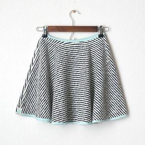 Macarons Striped Circle Skirt